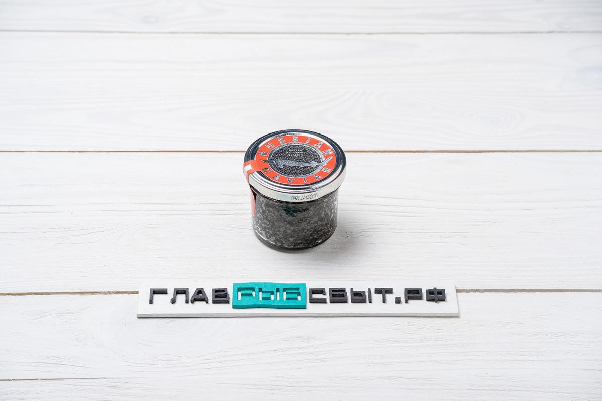 Икра черная осетровая, VRHClassic, 100 г
